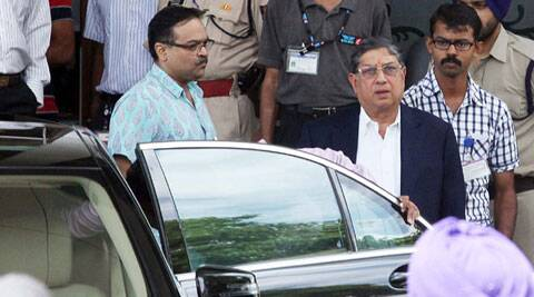 N Srinivasan is the man behind all this and it was his idea which was later transformed into a proposal, says an official (File)