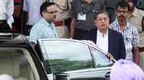 Triumvirate of world cricket: N Srinivasan's brainchild