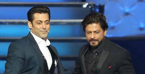 """SRK has neither been subjected to any sort of murderous attack nor has he lost his memory. I was worried when I heard about it, but later I heard that he is fine,"" said Salman Khan."