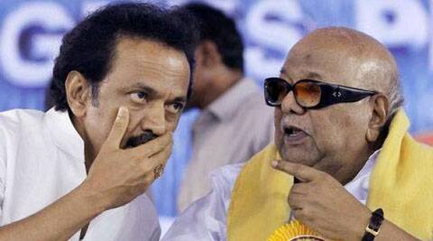 First came the news from DMK camp around noon that Stalin had offered to resign from party post.