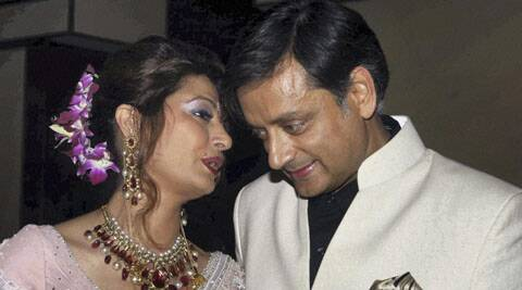Sunanda Pushkar, wife of former union minister Shashi Tharoor was found dead in a hotel room on January 17, 2014. (Source: AP/ File)