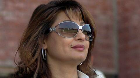 "Investigators said autopsy report had mentioned more than a dozen injury marks on Sunanda's body besides a ""deep teeth bite"" on the edge of her left palm."