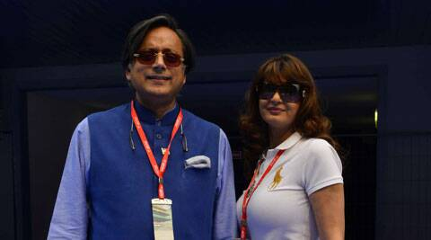 Sunanda, 52, was found dead in a 5-star hotel in South Delhi on January 17 night, a day after her Twitter spat with Pakistani journalist Mehr Tarar over an alleged affair with Tharoor. (Reuters)
