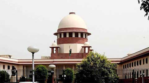 The Supreme Court only 'requests' the 'concerned ministry to follow its own rules rigorously'.