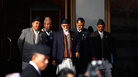 Koirala has so far maintained that he would continue to retain both the posts - as a CPP leadership and that of the Party Chief.
