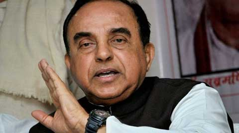 BJP leader Subramanian Swamy. (PTI)