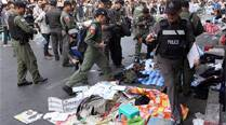 28 injured in attack on anti-government rally site in Bangkok