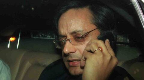 According to reports, Shashi Tharoor was rushed to the hospital after he complained of chest pain.