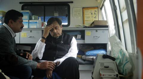 In the letter, Tharoor said the relevant authorities be asked to expedite the investigation and come to a rapid conclusion so that the truth emerges at the earliest. (IE Photo: Praveen Khanna)