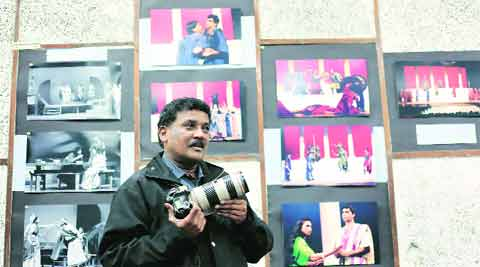 Theatre photographer S Thyagarajan on capturing drama in frames.