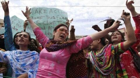 In 2011, Pak Supreme Court gave a ruling that transgenders should be issued national ID cards and registered as voters. (Reuters)