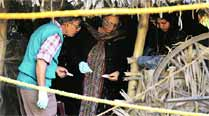 Birbhum gangrape: Forensic team examine samples
