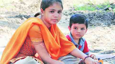 Shiyal's death has cast a shadow over the future of his daughter Bhavika (12) and son Pinak (3).