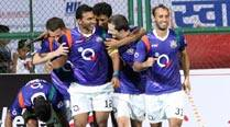 Hockey India League: Raghunath wins contest of drag-flickers