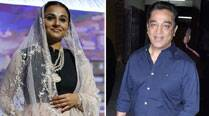 While Kamal Haasan will be honoured with Padma Bhushan, Vidya Balan will receive Padma Shree award.