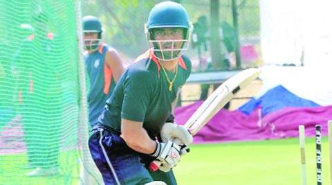 In his maiden Ranji campaign, Vijay Zol has scored 517 runs at an average of 51.70 (IE Photo)