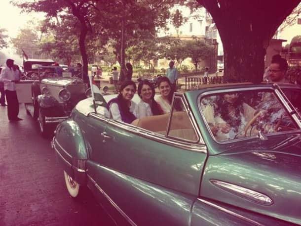 Salman, Ranbir, Preity, Sushmita at Mumbai's Republic day parade