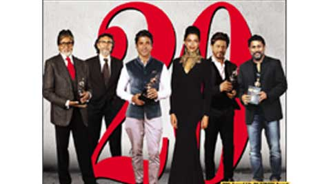 Main category winners of the 20th Annual Life OK Screen Awards