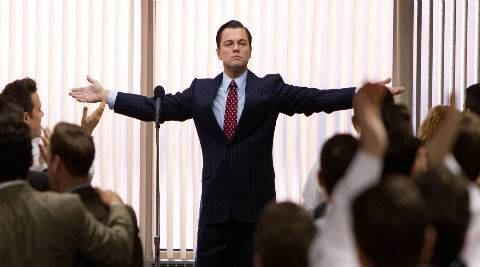 'The Wolf of Wall Street' tells the story of the shady stockbroker and relentless hedonist Jordan Belfort.