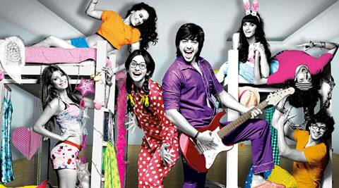 'Yaariyaan', a youthful college film.