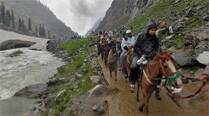Tough security measures in place for Amarnathpilgrimage