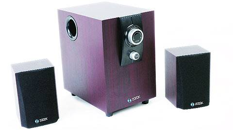 Zook speakers