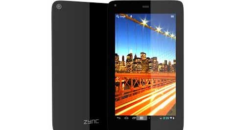 Zync Z605 6.5 inch phablet