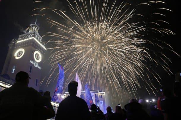 Sochi Winter Olympics begin