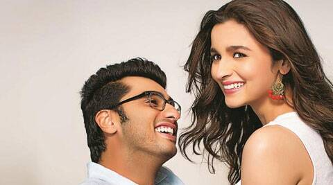 A still from '2 States'.