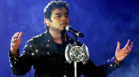 A R Rahman's son Ameen is concerned his father isn't getting enough sleep. (PTI)