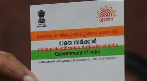 The circular also stated that Aadhaar cards were necessary for eligibility for scholarships.