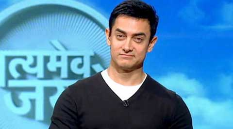 Aamir Khan has rubbished reports of threat to his life.