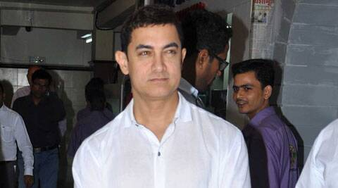 Aamir Khan is the founder member of the Rs.100 crore club.