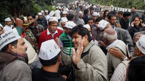 AAP had on Monday accused Modi and Jaitley of trying to topple the Kejriwal government.