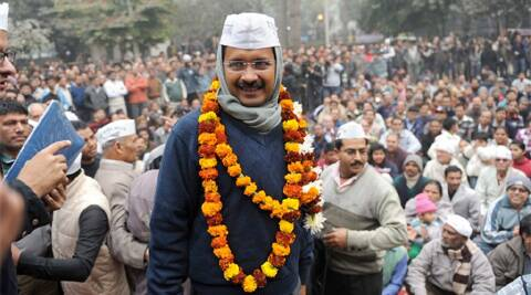 AAP's success in Delhi hinged on a door-to-door campaign, the support of the omnipresent autorickshaws and a media blitz. (Reuters)