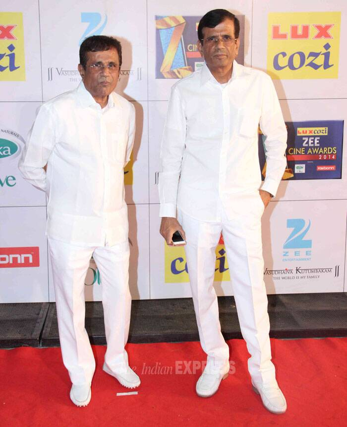 Director duo Abbas Mustan were also the event. (Photo: Varinder Chawla)