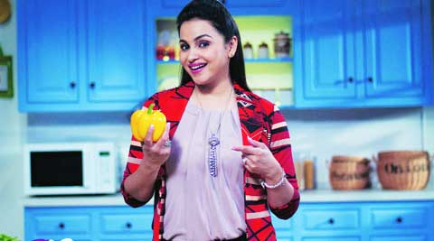 Gurdip Punjj in  ABC - All 'Bout Cooking
