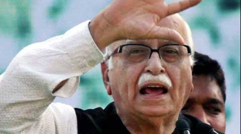 "BJP leader L K Advani said due to mal-governance, corruption and policy paralysis of the governments Congress will emerge as the ""weakest"" in the upcoming election. (PTI)"