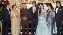 Political bigwigs attend Ahana Deol's Delhi reception