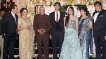 Political bigwigs attend Ahana Deol's Delhireception
