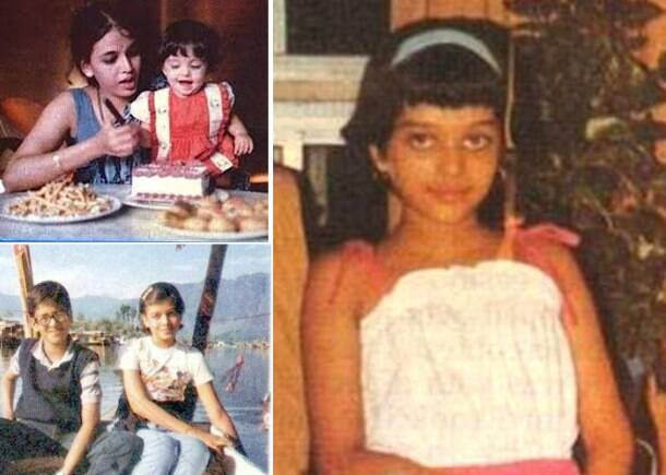 Aishwarya Rai Bachchan, Aishwarya, Aishwarya Rai Bachchan childhood photo, Aishwarya Rai Bachchan throwback photo, Aishwarya Rai Bachchan old pics
