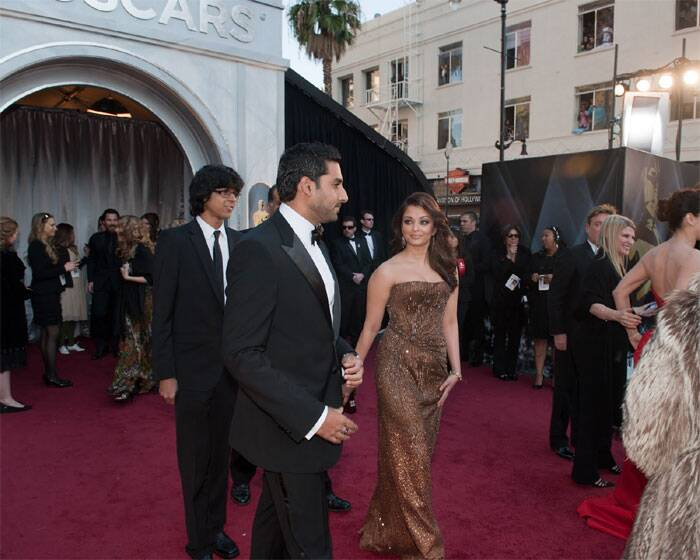 Bollywood actress and former Miss World Aishwarya Rai had graced the Oscars Red Carpet in 2011, with her husband Abhishek Bachchan.
