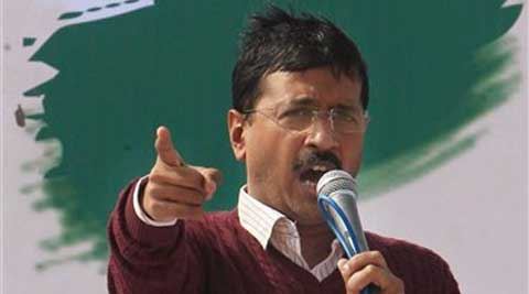 Kejriwal says the Congress and BJP will never allow passage of the bill since they are the culprits.