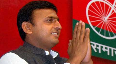UP Chief Minister Akhilesh Singh YAdav. (PTI)