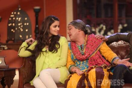Comedy Nights With Kapil: Highway couple Alia Bhatt, Randeep Hooda have fun