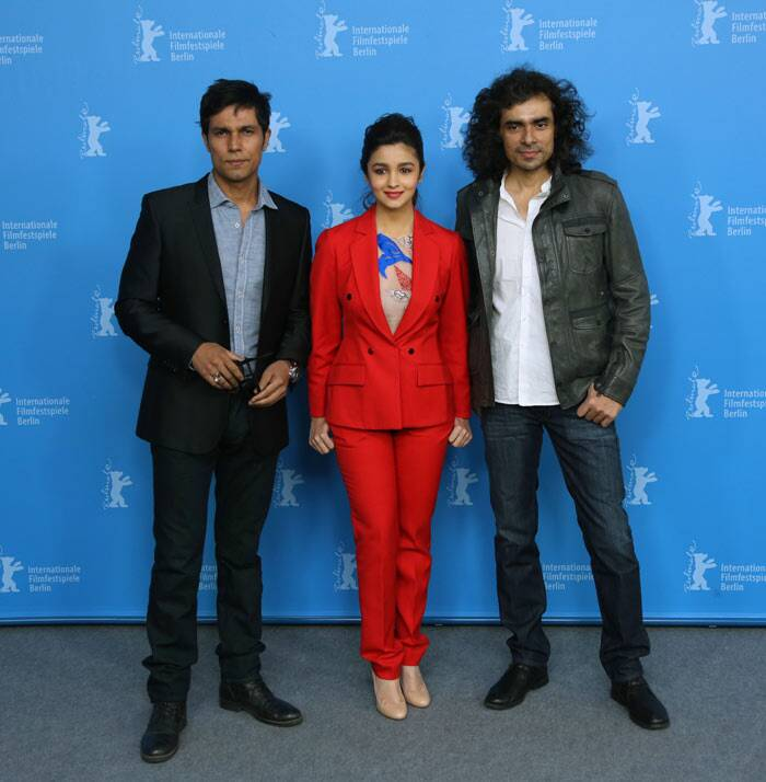 'Highway' had its world premiere on Thursday (February 13) at one of the world's biggest film festivals.