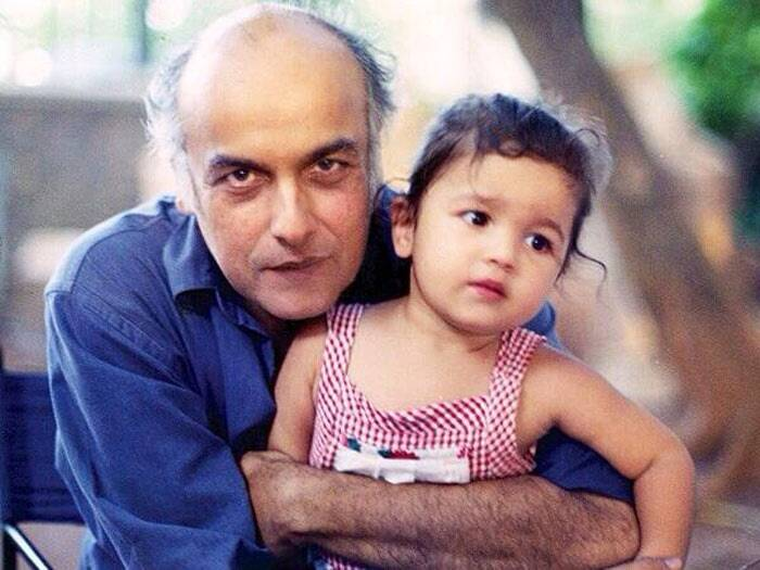 "Highway girl Alia Bhatt, who is gearing up for her second release Highway, was always daddy's li'l girl. The doting father also tweeted a pic of his youngest one when she was a child. We must say she was super cute then as well. ""Treasures from the past!,"" he tweeted."