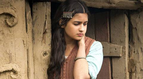 Alia Bhatt in a still from Highway.
