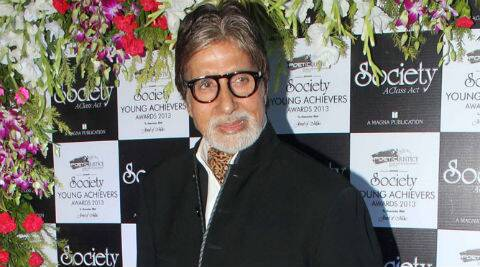 Amitabh Bachchan took to his blog to post about his son, Abhishek. (Photo: Varinder Chawla)