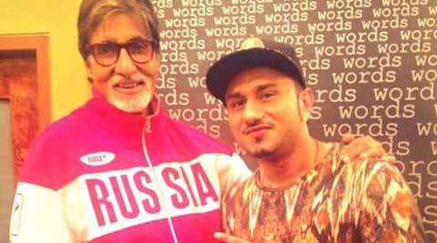Amitabh Bachchan Honey Singh